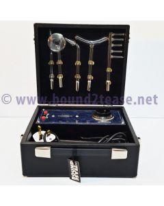 Antique Vitalis violet ray 5 glass electrodes