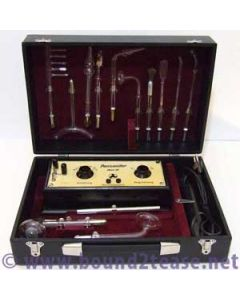 Pansanitor violet wand & 15 electrodes