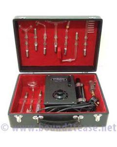 Hegrosan violet wand with 10 electrodes