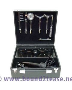 Ixu violet wand, dual frequency and 7 electrodes