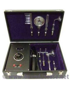 Guerin violet wand & 8 electrodes
