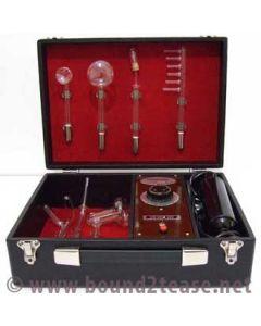 Vindabona violet wand & 7 treatment electrodes