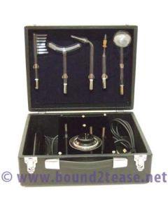 Vitalis violet wand & 5 electrodes